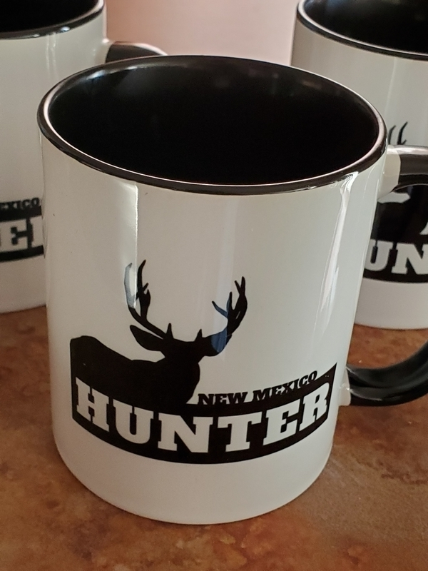 New Mexico Hunter Coffee Mug